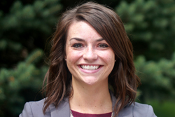 Emma Hayek Admissions Counselor, Creighton University