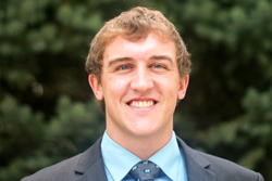Jacob Carter, Admissions Counselor, Creighton University