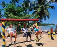 students studying abroad in the Dominican Republic