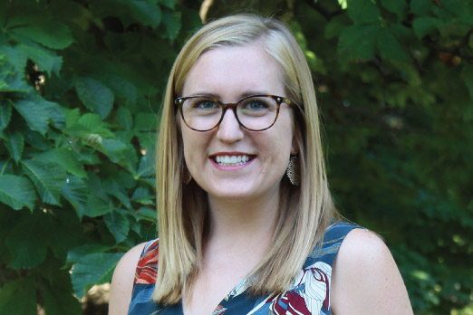 Katie Ford, Admissions Counselor