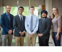 2019 Fulbright Teaching Assistants and Goldwater Scholars